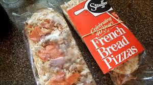 french bread pizza stouffer s. Plain Stouffer Review Stoufferu0027s French Bread Pizza Throughout Pizza Stouffer S