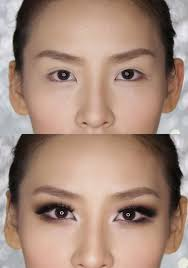 makeup tips for asian women smokey eye makeup for hooded or asian eyes simple step by step tutorial and guides for everyday beauty looks natural