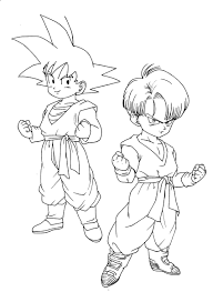 Coloriage Dragon Ball Coloriages Pour Enfants Z To Print Dessin