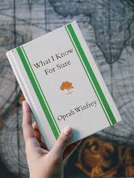 book review what i know for sure by oprah winfrey oprah essays