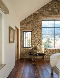 25 stone accent walls for a natural