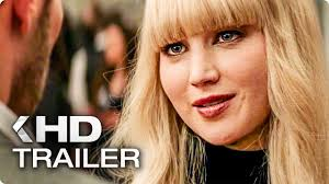 RED SPARROW Clips & Trailer German Deutsch (2018) - YouTube