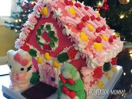 Premade Gingerbread Houses The Jersey Momma A Review Of Gingerbread Wonderland At The