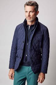 Quilted Blazer - Hackett London - Collection - Men | Hackett ... & Quilted Blazer - Hackett London - Collection - Men | Hackett Adamdwight.com