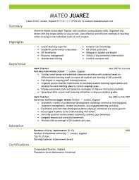 Usa Jobs Example Resume Resume Format In Usa Resume Online Builder 76