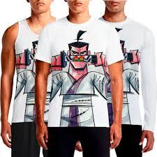 Online Shirt Size Chart Samurai Jack T Shirt Aku T Shirt India Design Size Chart