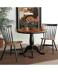 36 pedestal table contemporary design inch round dining table winsome new throughout round pedestal table ideas