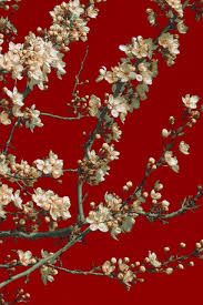 japanese aesthetic, wallpaper, red and ...
