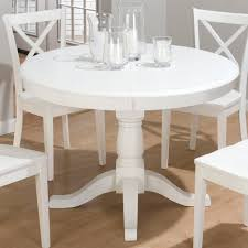 kitchen table round white 6 seats ash french country carpet flooring chairs large pedestal concrete reclaimed