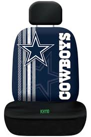 cowboys car truck front low back bucket seat covers set seattle seahawks soar with rave green nfl nike shirt size l 2xl
