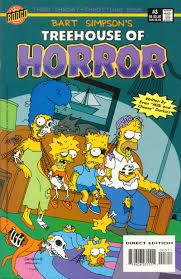 Bart Simpsonu0027s Treehouse Of Horror 3  Simpsons Wiki  FANDOM Bart Treehouse Of Horror