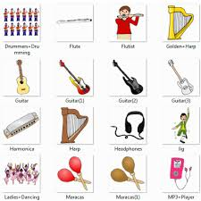 This is a list of musical instruments, including percussion, wind, stringed, and electronic instruments. Musical Instruments Names With Names And Pictures Online Dictionary For Kids