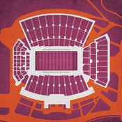 Va Tech Lane Stadium Seating Chart Lane Stadium Facts Figures Pictures And More Of The