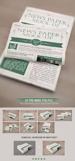 Newspaper Psd Template Download 35 Best Free Newspaper Mockup Psd Designed Templates