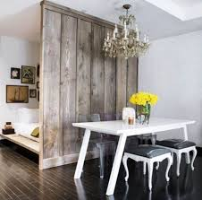 home goods room dividers easy diy room divider made of old wooden board