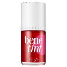 <b>Benefit</b> Benetint Жидкий пигмент для губ и щек рубинового ...