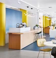 Living Edge Brisbane Showroom  YellowtraceSpace Furniture Brisbane Australia