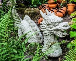 large dragon garden ornaments uk