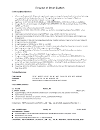 sql server ssis developer resume cipanewsletter see my resume