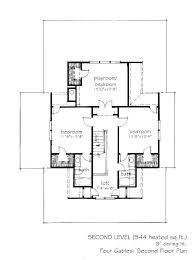 four gables house plan. 2,341 Sq. Ft. \u2022 Four Gables. Southern Living House Plans Gables Plan N