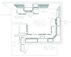 decoration galley kitchen floor plans large size of plan small extraordinary for stylish pictures with