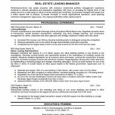 Sample Resume For Administrative Assistant In Real Estate Simple