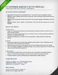 Entry Level Customer Service Representative Resume Gentileforda Com
