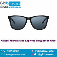 GlobStores - #Xiaomi <b>Mi Polarized Explorer Sunglasses</b> Grey ...