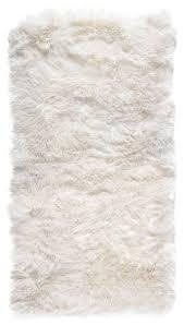 new zealand sheepskin rug 70x140 cm scandinavian floor rugs by royal dream