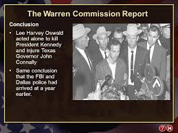 Image result for Lee Harvey Oswald acted alone