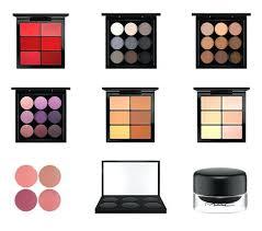 full professional makeup kit mac pro lip palette 6 editorial reds full professional makeup kit
