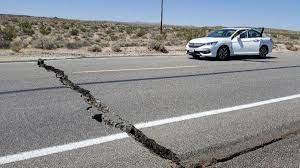 California earthquake: 5.4-magnitude ...