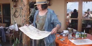 Renowned Australian 'eco-artist' India Flint leads popular workshop retreat  in Osoyoos | TimesChronicle.ca