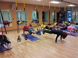 trx suspension gym mn