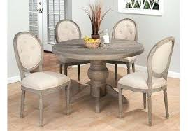 distressed dining table set painted dining tables distressed table within room set design 3 plus surprising