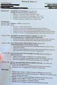 ... Tom Brady Resume Tweet by Tom Brady Resume Circa 1999 Shows What Might  Been ...