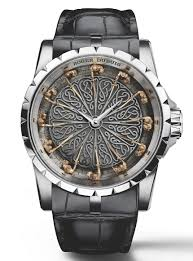 Knights Of Round Table Watch Roger Dubuis Excalibur Knights Of The Round Table Ii Watch