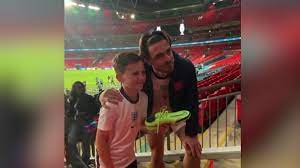 See Jack Grealish's sweet moment with ...