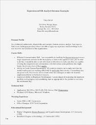 Cover Letter Resume Examples Inspirational Resume New Cover Letter
