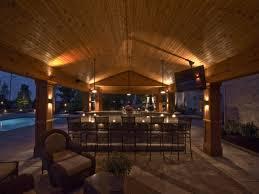 gallery outdoor kitchen lighting:  outdoor lighting ideas outdoor lighting ideas backyard lighting options outdoor on pic