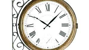 outdoor garden clocks info large nz