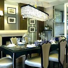 dining room modern chandelier fantastic modern chandelier