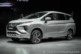 2018 mitsubishi montero. perfect 2018 giias 2017 global debut of 2018 mitsubishi xpander mpv on mitsubishi montero