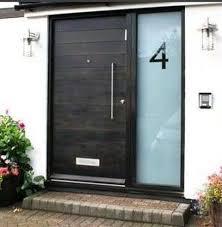 27 cool front door designs with