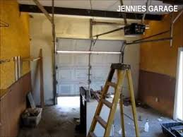 installing a garage door openerHow To Install A Garage Door Opener  First Time For Everything