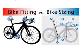Bicycle Fitting Chart Comment Understanding The Difference Between Bike Fitting