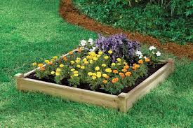 building a raised garden bed. tips for building a raised garden bed b