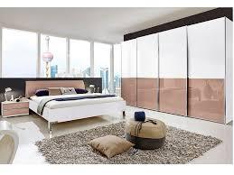 Schlafen Shanghai Schlafzimmer Set Mit Schwebetürenschrank 330cm