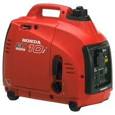 Стоит ли покупать <b>Бензиновый генератор Honda</b> EU10i (900 Вт ...