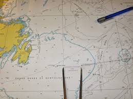 Flemish Cap Chart Ill Rant And Ill Roar The Sail Home Newsletter 2006 Day 12